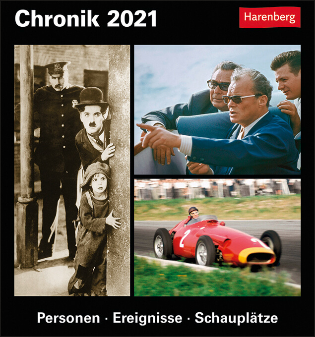 Chronik Kulturkalender 2021